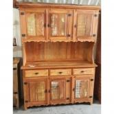 armário mineiro de 2 x 1,50  com portas almofadadas cod 64