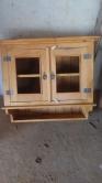 armário suspenso de 90 x 80 x 45 com 2 portas cod 25