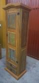 armário almofadado frente e laterais  1,80 x 0,60 x 0,45 cod 31