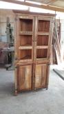 armário de canto de 1,80 x 0,80 com 2 portas cod 44