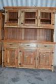 cod. 78 armário de cozinha 2 x1.50 com 6 portas e 3 gavetas
