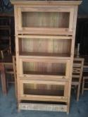cod. 01-armário padaria 1.85 x 1 com 4 portas e 1 gaveta