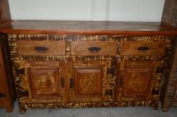 cod. 03-buffet 1,50 x 50 com 3 portas e 3 gavetas