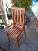cadeira em peroba rosa Ana Hickmann  cod 18