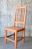 cod. 03-cadeira ripada de peroba rosa