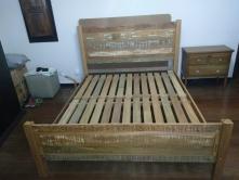cama tamanho queen rústica cod 12