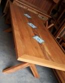 mesa de 2 x 1 pés em X cod 39