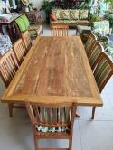 mesa de 2 x 1 pés em X  cod 66