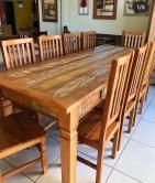 mesa de 2,5 x 1 cod 77