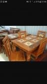 mesa de 1,50 x 1 com ladrilho cod 12