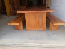 mesa de 3 x 1 pés em O fechado cod 59